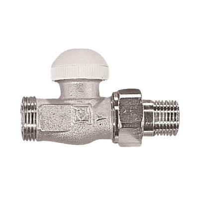 TS-90 Thermostatic Valve Straight Model