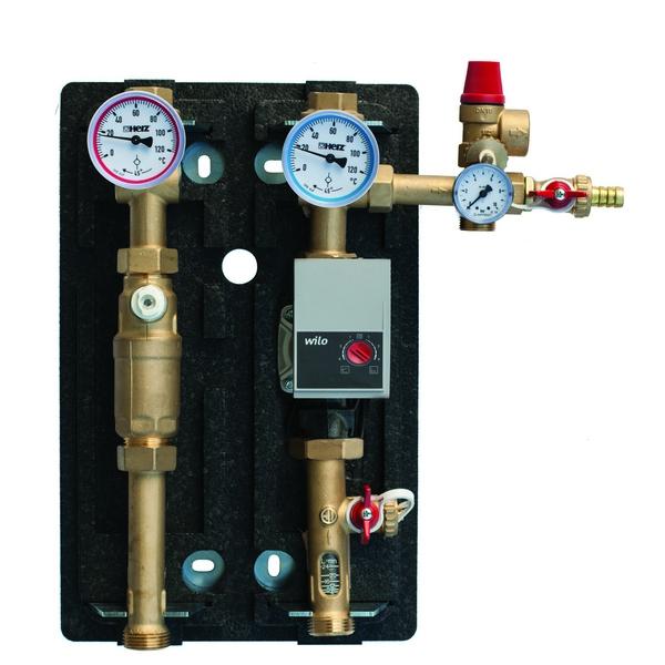 PUMPFIX SOLAR with high efficiency pump