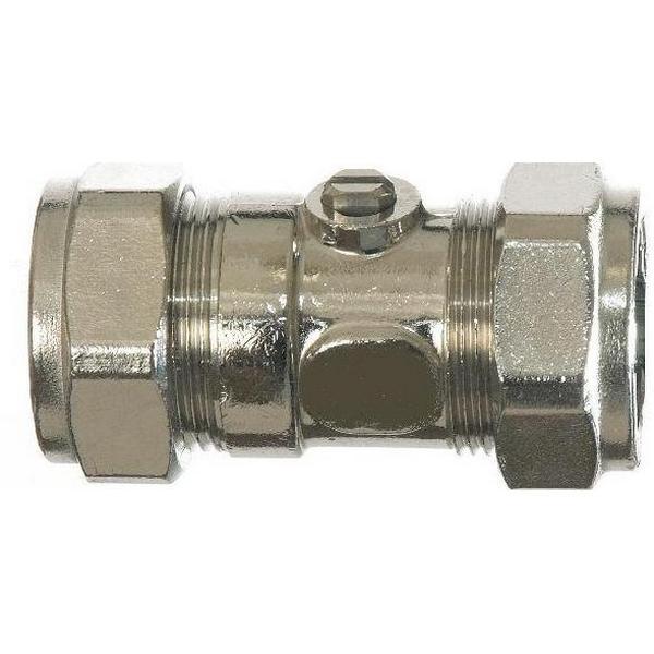 Flow Restrictor Service Ball Valves UK Water Reg 4 Compliant