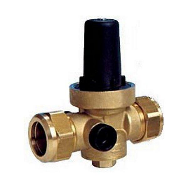 Pressure Reducing Valve Compression UK Water Reg 4 Compliant