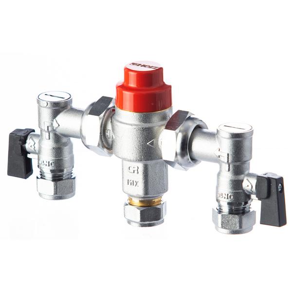 Herzshield Plus TMV2 & TMV3 UK Water Reg 4 Compliant
