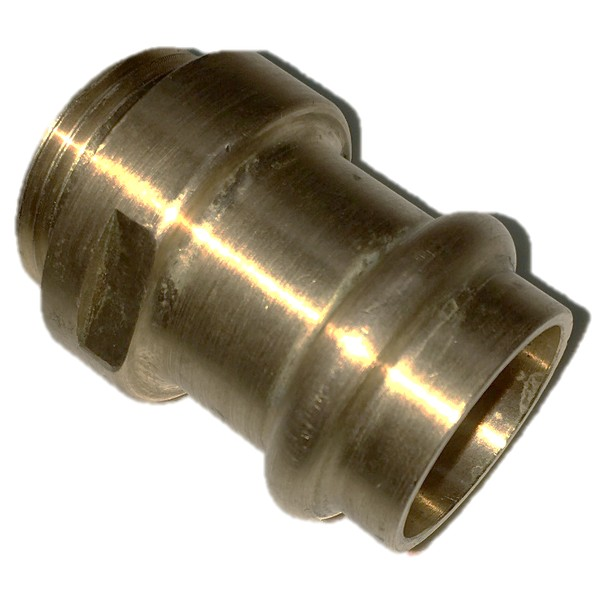 Pressfit Male Thread Connection
