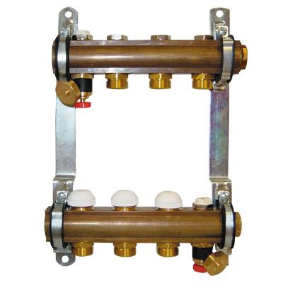 HERZ-Floor rod-type Distributor, Brass Version