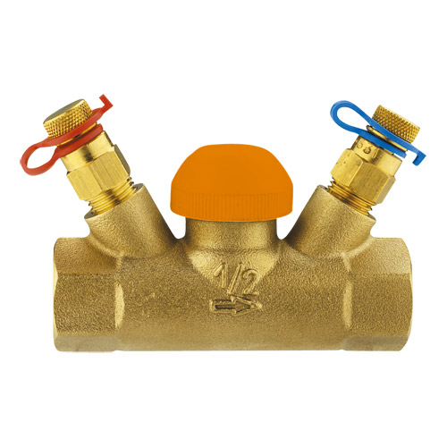 Thermostatic control valve