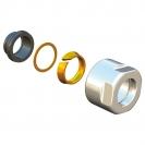 Design-Compression adapter M 22 x 1.5