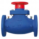 STRÖMAX-GF, Double Regulating Valve flanged version Screw-down model with test points