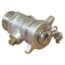 Boiler filling and draining valve