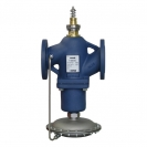 Flow Controller with Integrated Control Valve PN25