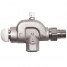 TS-E Thermostatic Valve reverse Angle Model with air vent