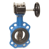 Semi Lugged Double Regulating Butterfly Valve