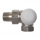 """HERZ-TS-90 Thermostatic Valve 3-Axis Valve """"CD"""" Dimension 3/8"""