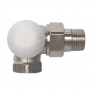 """HERZ-TS-90 Thermostatic Valve 3-Axis Valve """"AB"""" Dimension 3/8"""