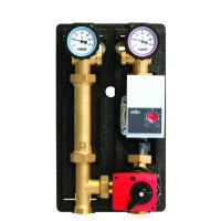 Pumpfix Mix with high efficiency pump