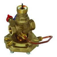 Pressure Independent Balancing Control Valve female thread