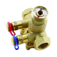 Pressure Independent Balancing Control Valve SMART Female Thread