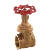 Copper Alloy Gate Valve WRAS Approved