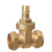Compression Lockshield Gate Valve