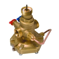 Pressure Independent Balancing Control Valve Male Thread