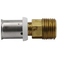 Male thread adapter