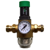 Pressure Reducing Valve Compression WRAS Approved
