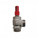 Reverse Acting Differential Control Bypass Valve