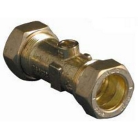 Double Check Valve Compression PN16 WRAS Approved