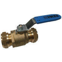 DZR Ball Valve Compression WRAS Approved