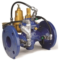 Pressure Reducing Valve Flanged UK Water Reg 4 Compliant