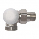 """HERZ-TS-90 Thermostatic Valve 3-Axis Valve """"AB"""" Dimension 1/2"""