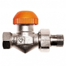TS-98-V Thermostatic Continuous Presettable Valve Straight Model