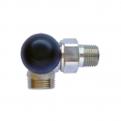 """HERZ-TS-90-H-Thermostatic Valve 3-Axis Valve """"AB"""""""