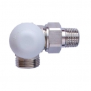 """HERZ-TS-98-VH-Thermostatic Valve 3-Axis Valve """"AB"""""""