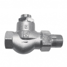 RL-1-E Return Valve Straight Model