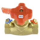 STRÖMAX-M Variable Orifice Double Regulating Valve, Straight Model