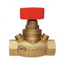 STRÖMAX-GR, Double Regulating Valve Straight model