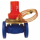 Differential Pressure Controller, flanged version