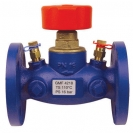 Circuit Regulating Valves for Differential Pressure Measurement, Flanged Version Screw-down Model with test points