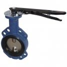 Butterfly Valve, semi lugged version
