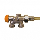 HERZ-VTA-40-Four-Way Valve for two-pipe system