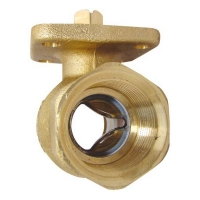 Two Port Zone/Control Ball Valve PN40