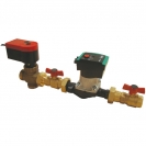Pump Set 4500 KRAS (mixing valve with automatic thermostat)