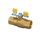 Gas Ball Valve tee handle