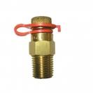 Test points for HERZ-STRÖMAX-TW-Circuit regulating valves