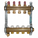 DN25 Manifold with top meter 2.5 l/min PN10
