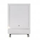 HERZ-Distributor Cabinet, made of steel plate for HERZ-Floor Rod-type Distributor