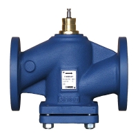Two port control valves Flanged PN16