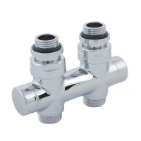 H3000-Design, straight model for two-pipe system,