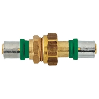 Press Fittings straight screw connection