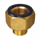 HERZ-Insulating Nipple for gas