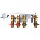 HERZ-Premounting unit for HERZ Water Heater DELUXE